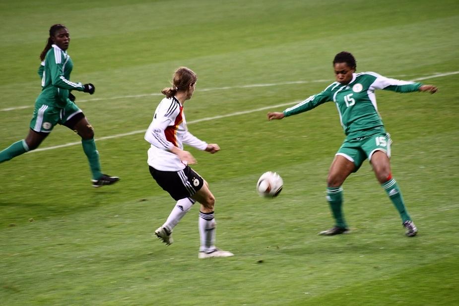 ~Deutschland: Nigeria~