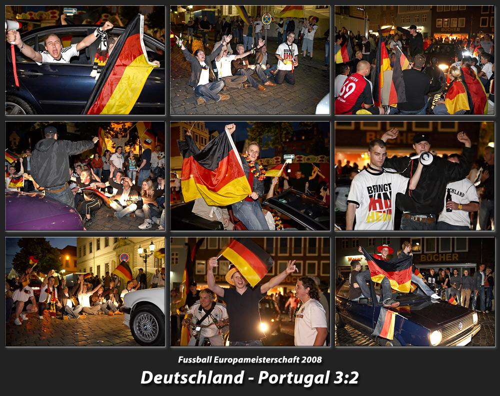 Deutschland - Portugal 3:2