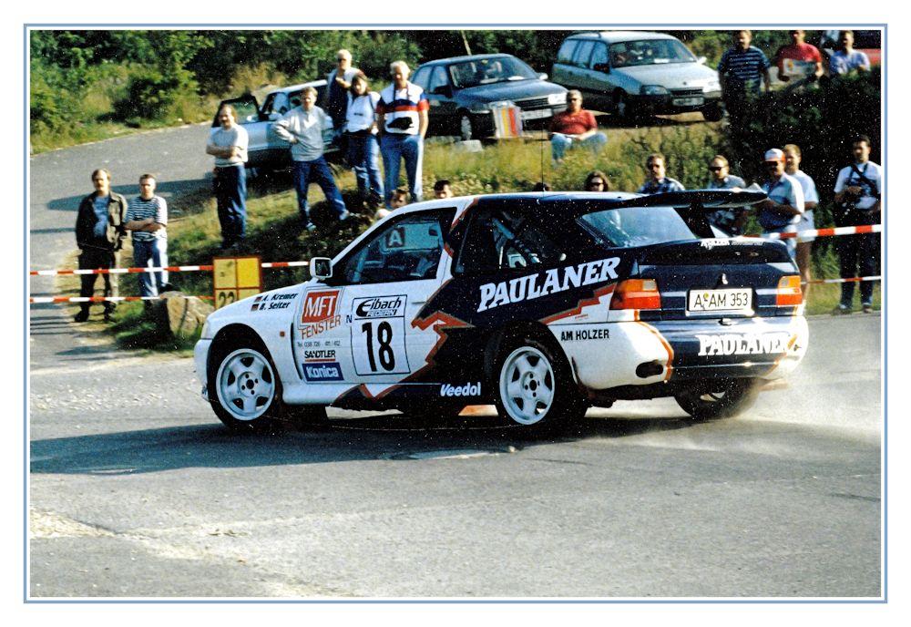 ++ Deutschland Rallye 1995 ++