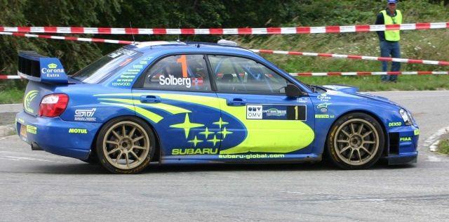 Deutschland-Rallye 2004