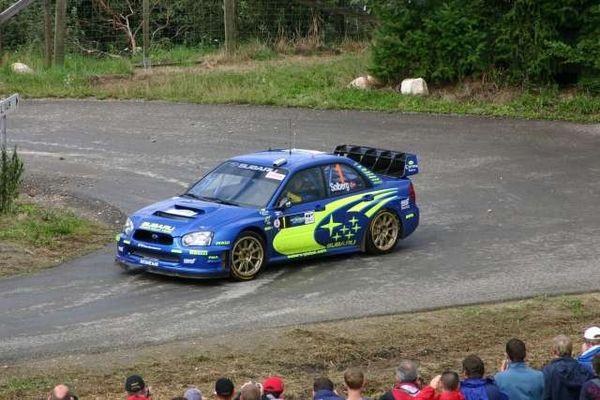 Deutschland Rallye 2004