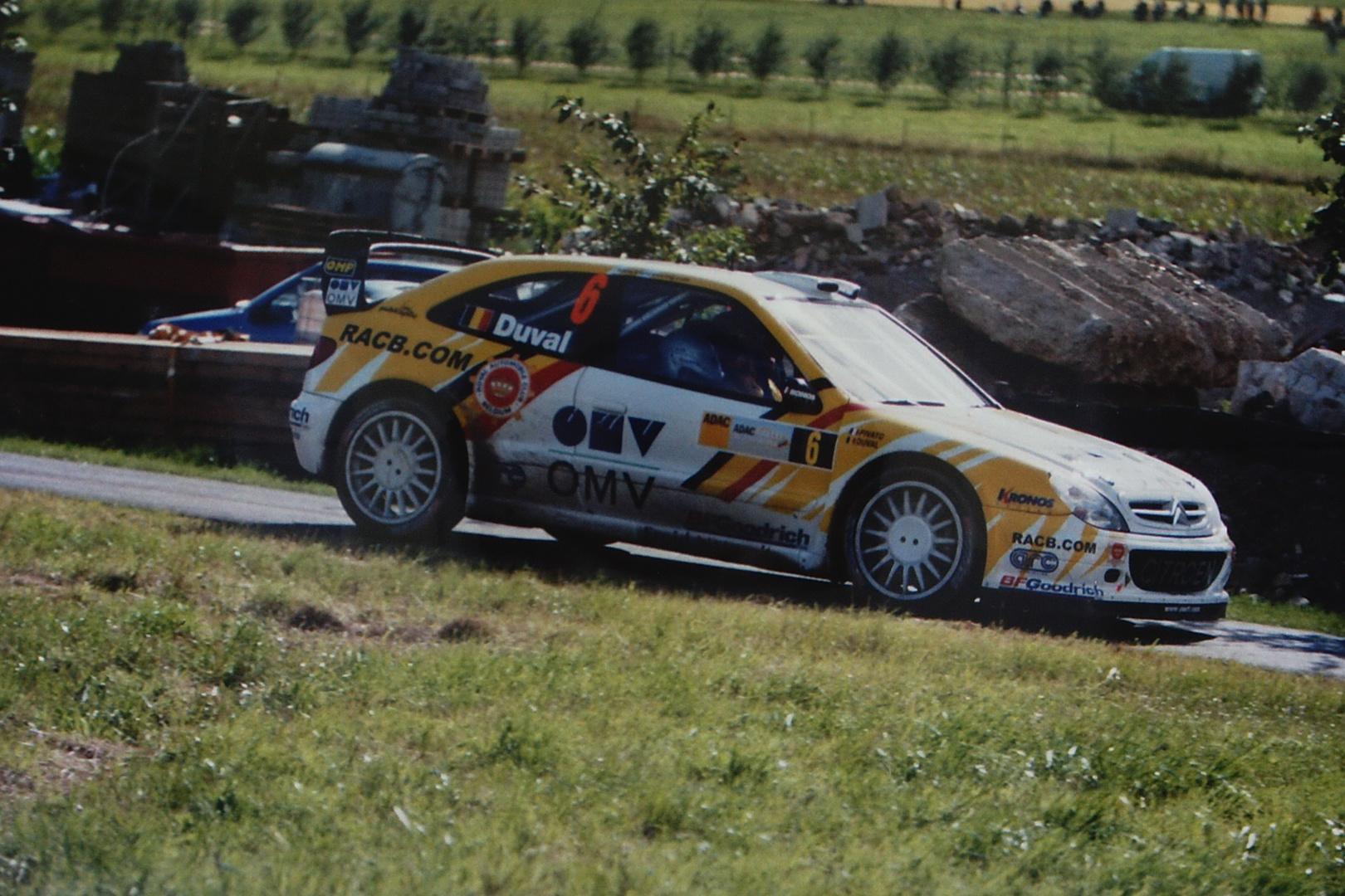 Deutschland Rallye 2007....