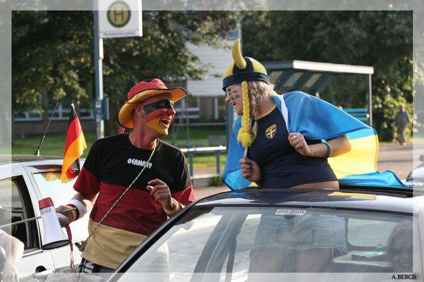 Deutschland Schweden......................