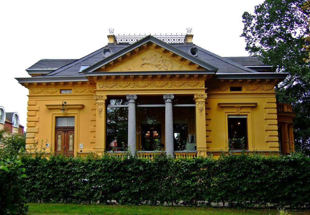 Deutschland und seine Architekten-2 in Heringsdorf auf Usedom