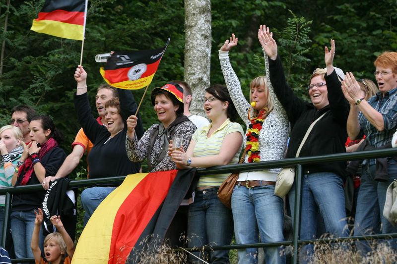 Deutschland vor...