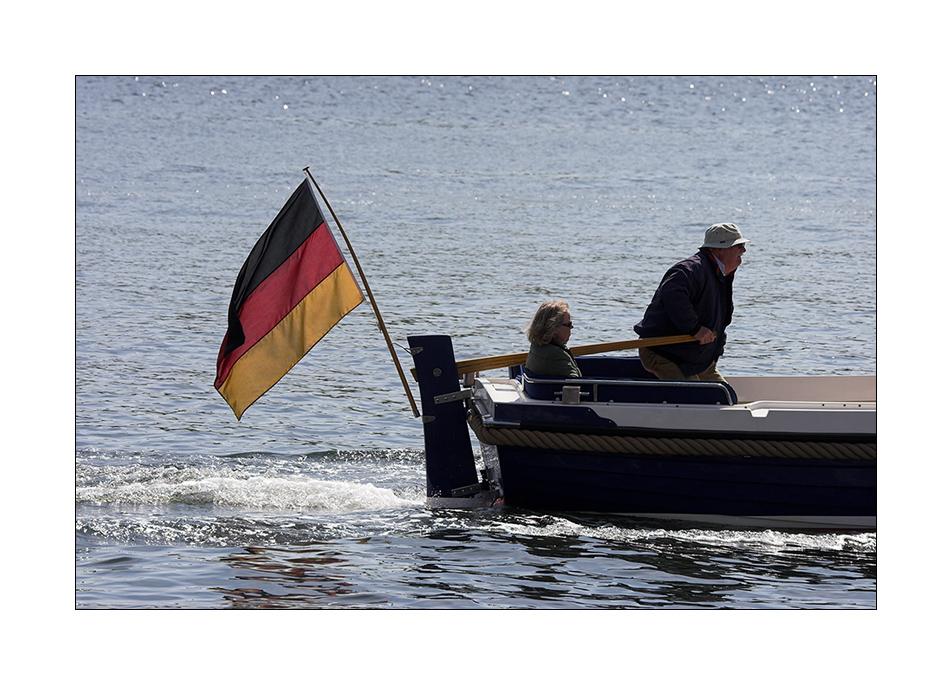 """""""Deutschland voraus!?"""""""