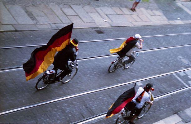 Deutschland wird Weltmeister!