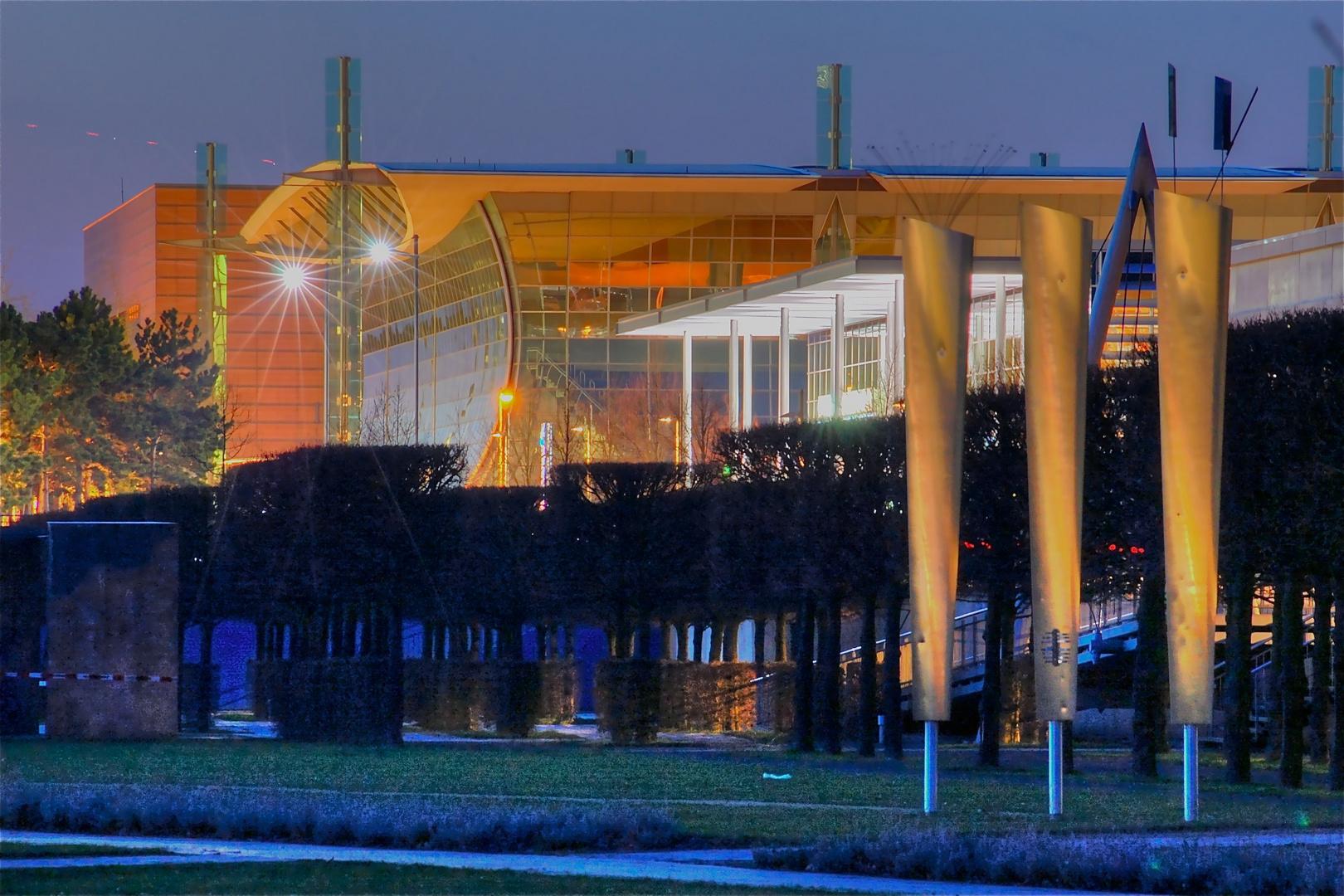 Deutschlandpavilion Hannover