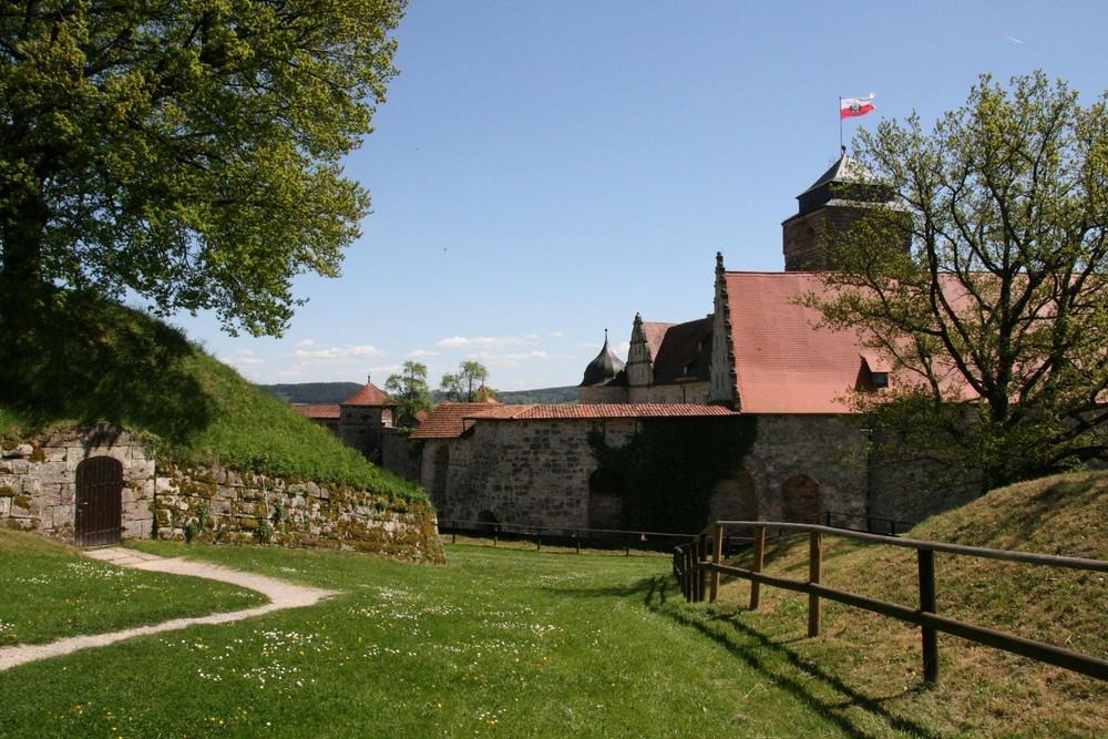 Deutschlands größte erhaltene Festungsanlage