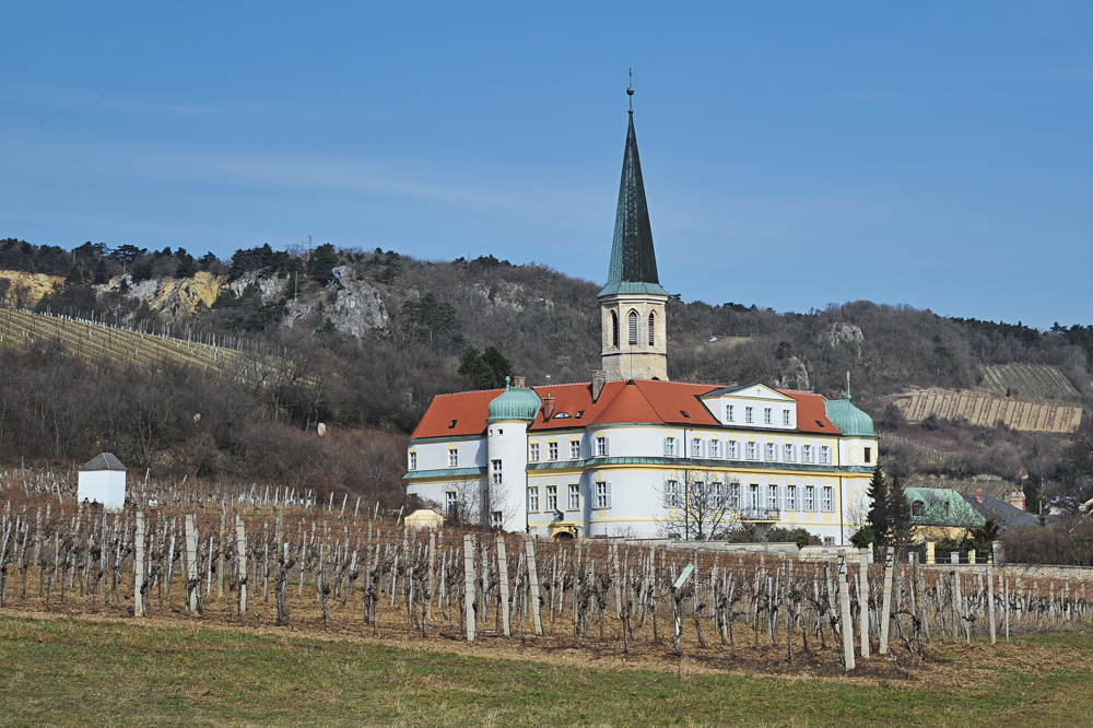 Deutschordensschloss Gumpoldskirchen