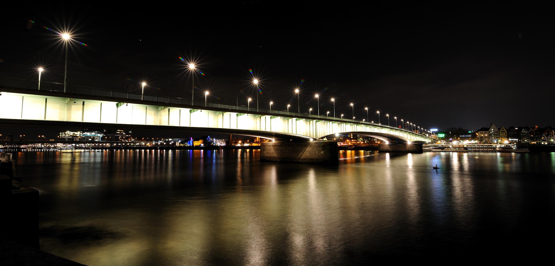 Deutzer Brücke II