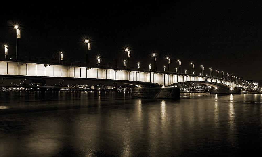 Deutzer Brücke | Köln