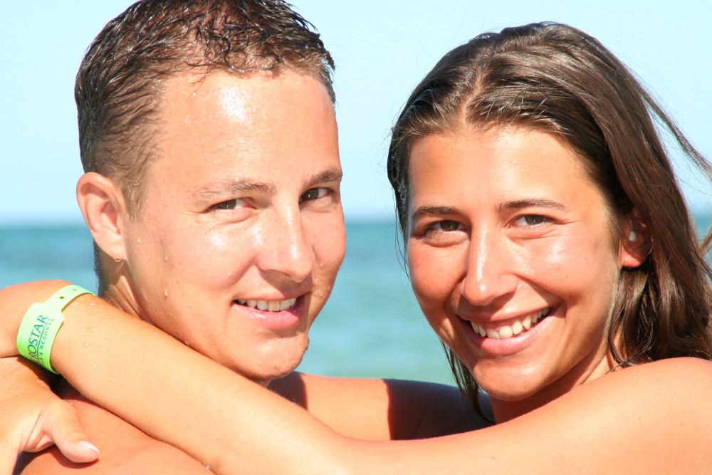 Deux amoureux à Djerba 2