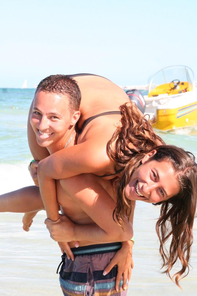 Deux amoureux à Djerba 3