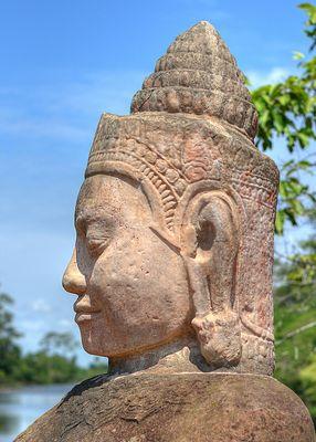 Deva Südtor Angkor Thom