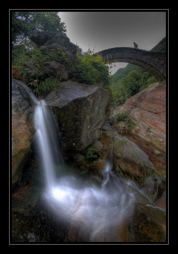 Devil bridge