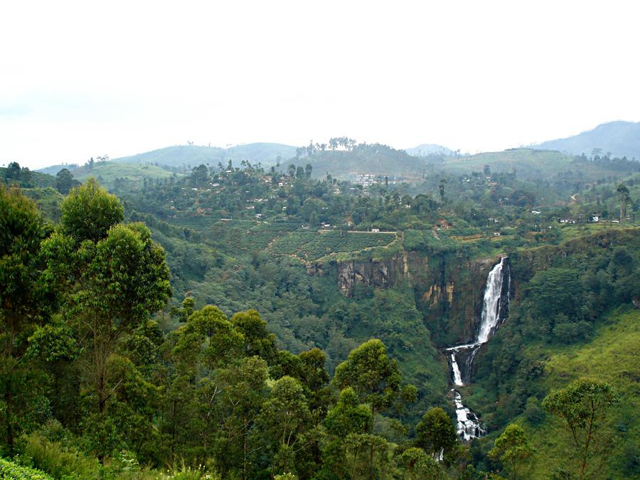 Devon Falls, II