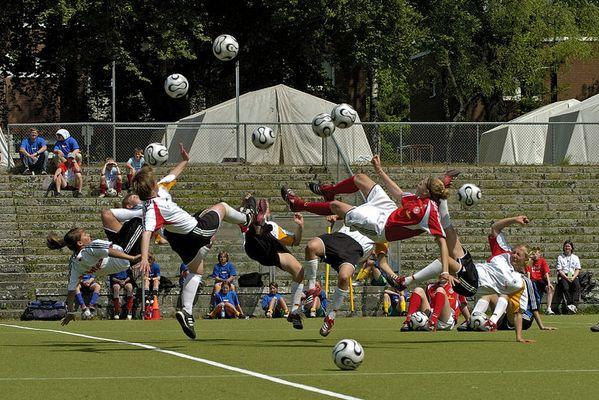 DFB-Juniorinnen-Nationalmannschaft U 15