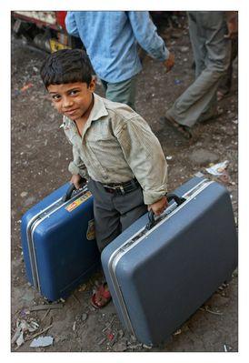 Dharavi Slum X | Mumbai