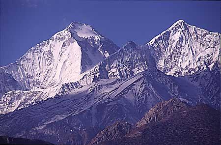 Dhaulagiri(8167m)