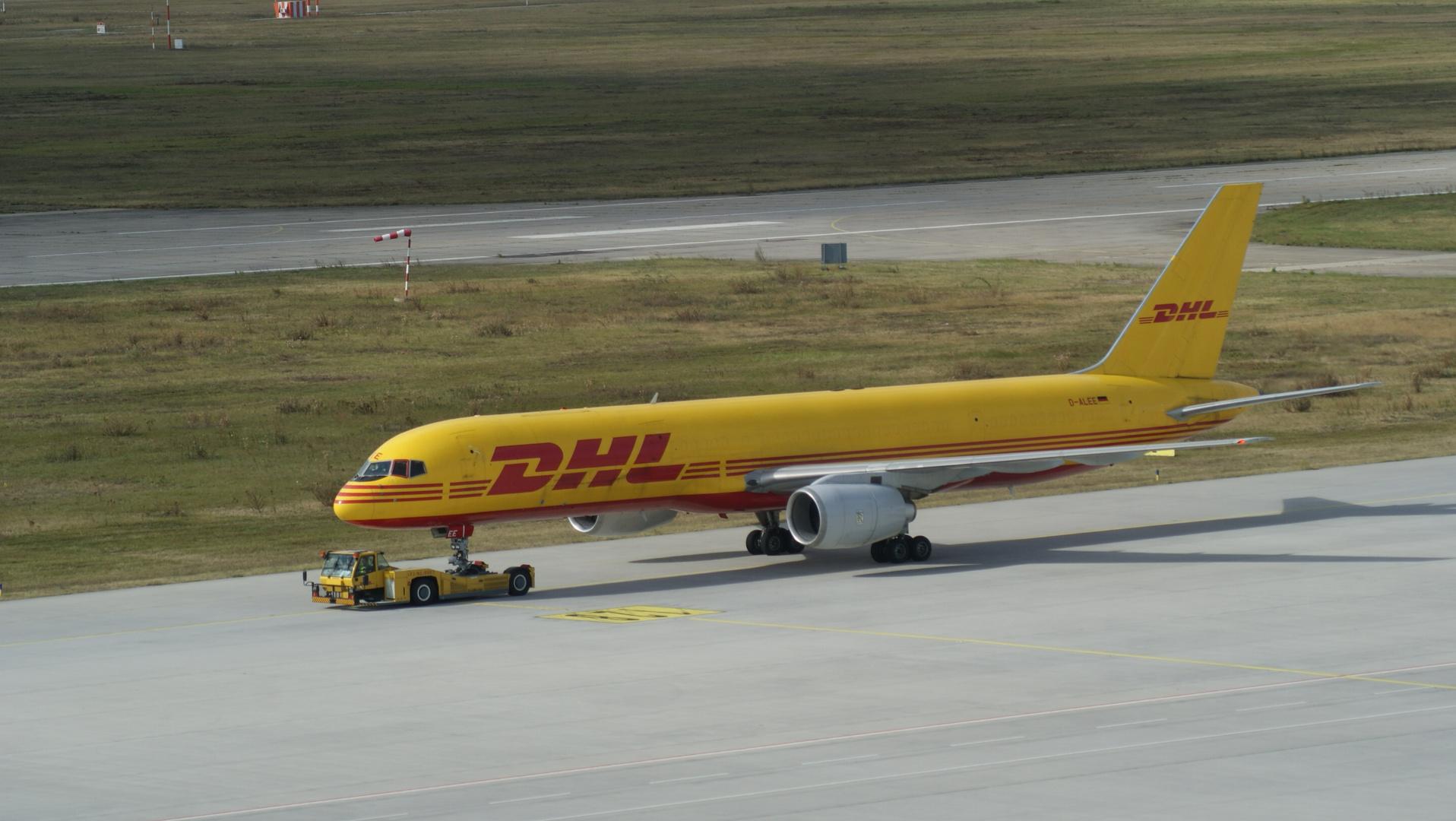 DHL B757/300