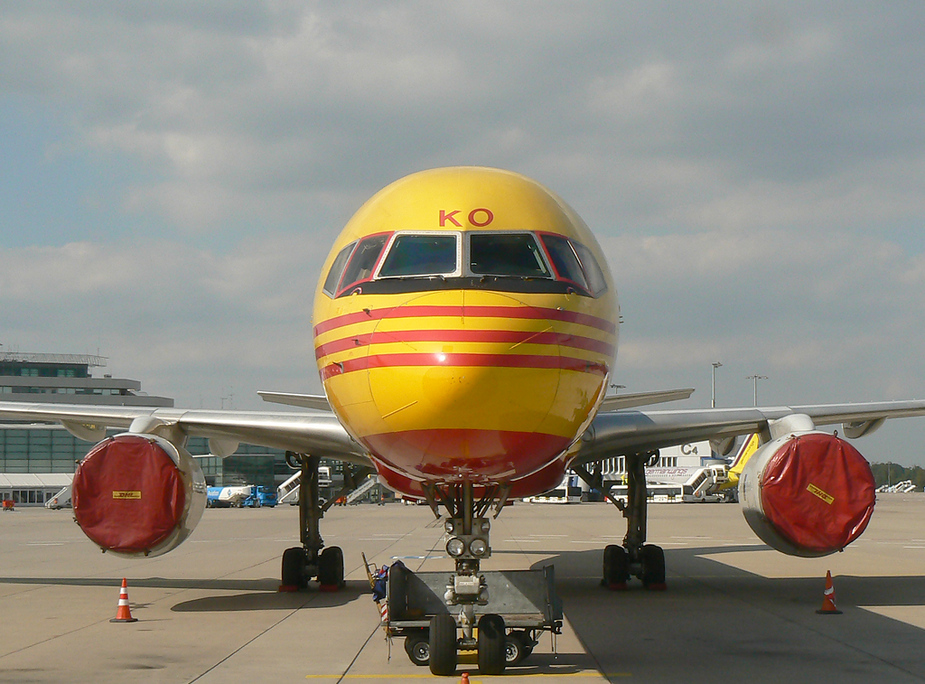 DHL Boeing 757-200(SF)