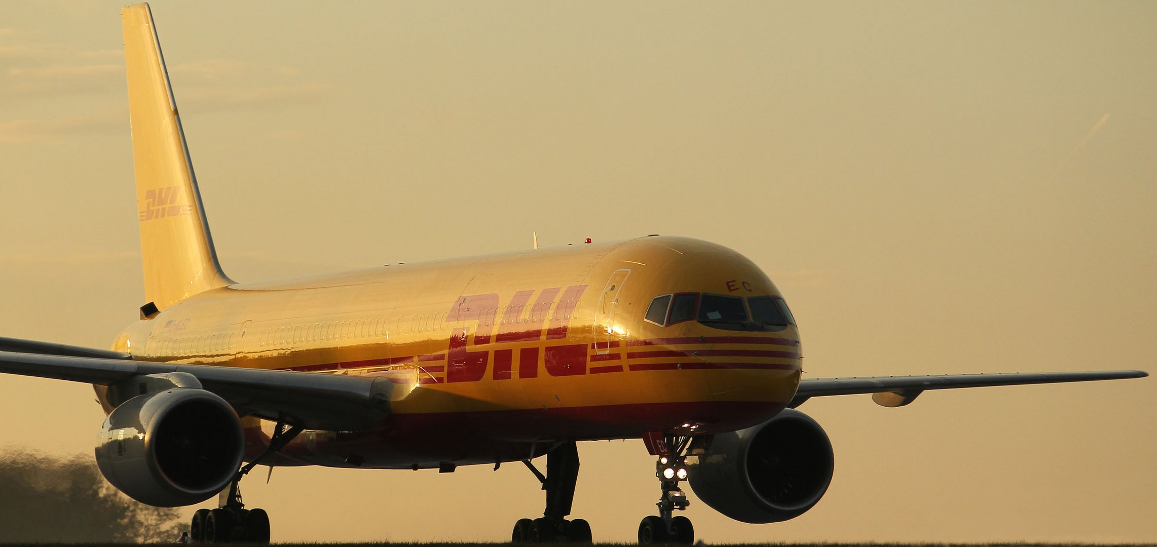 DHL Evening Freight