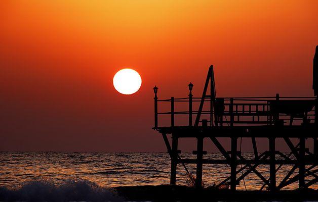 ~ di fronte al mare ~