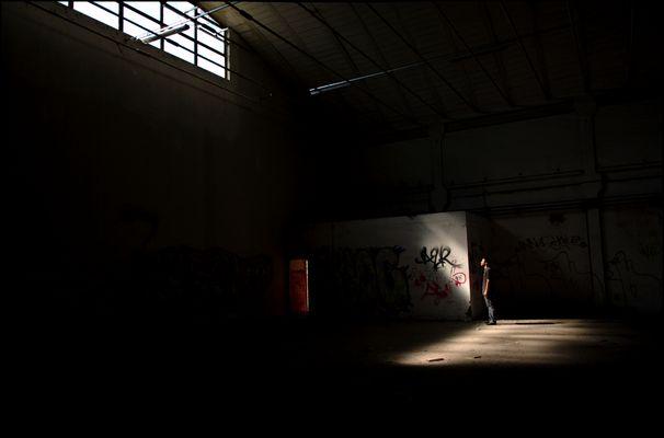 di luce e d' ombra