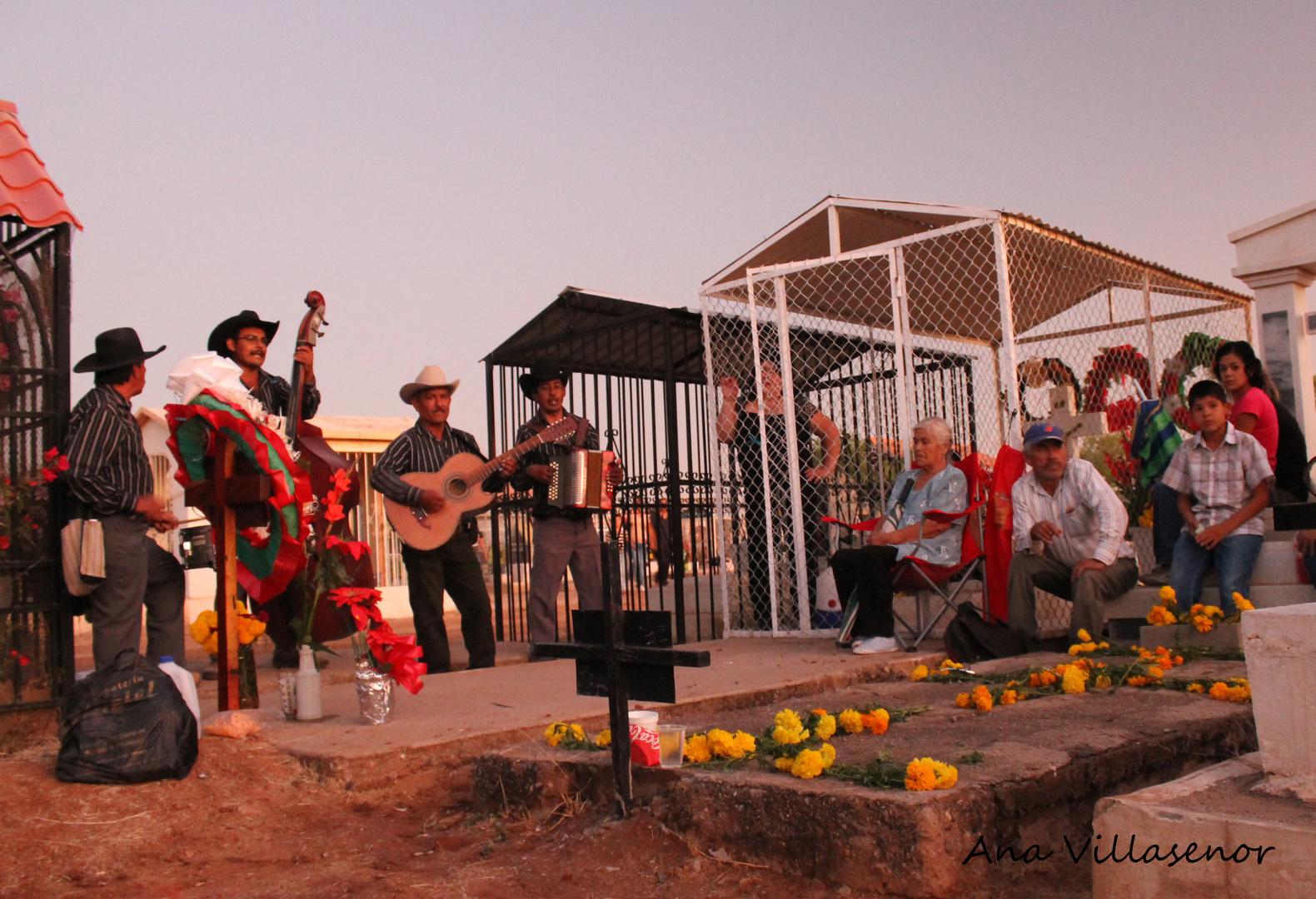 Dia de muertos en Hermosillo,Sonora