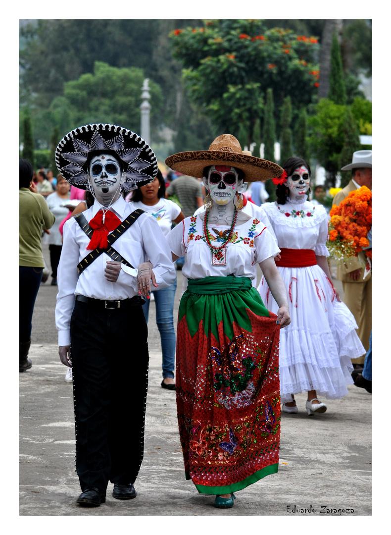 Dia de Muertos en Orizaba, Ver. (México)