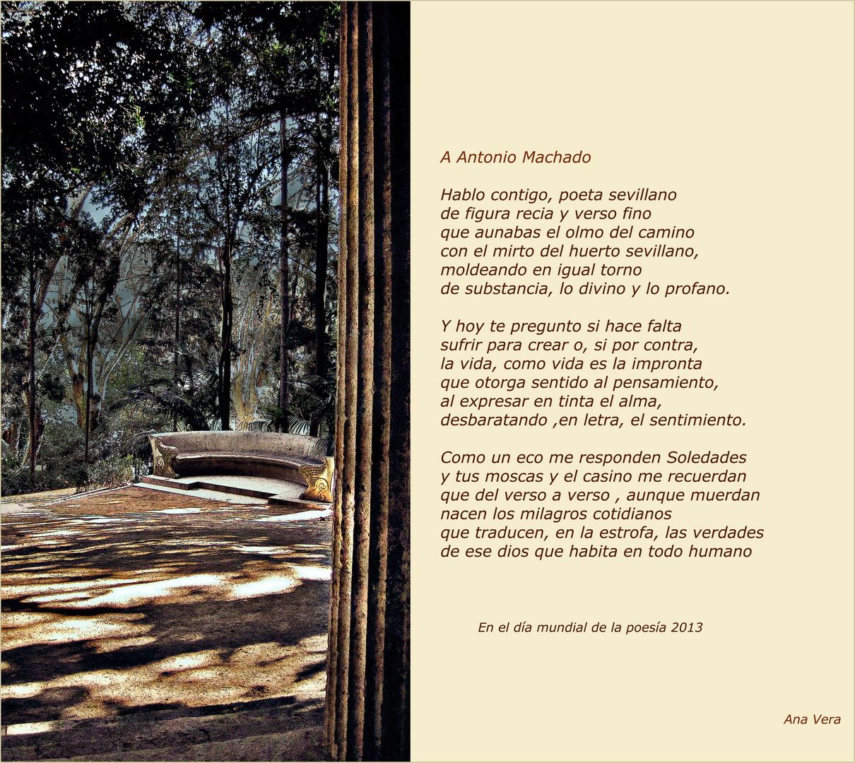 Dia Internacional de la Poesía