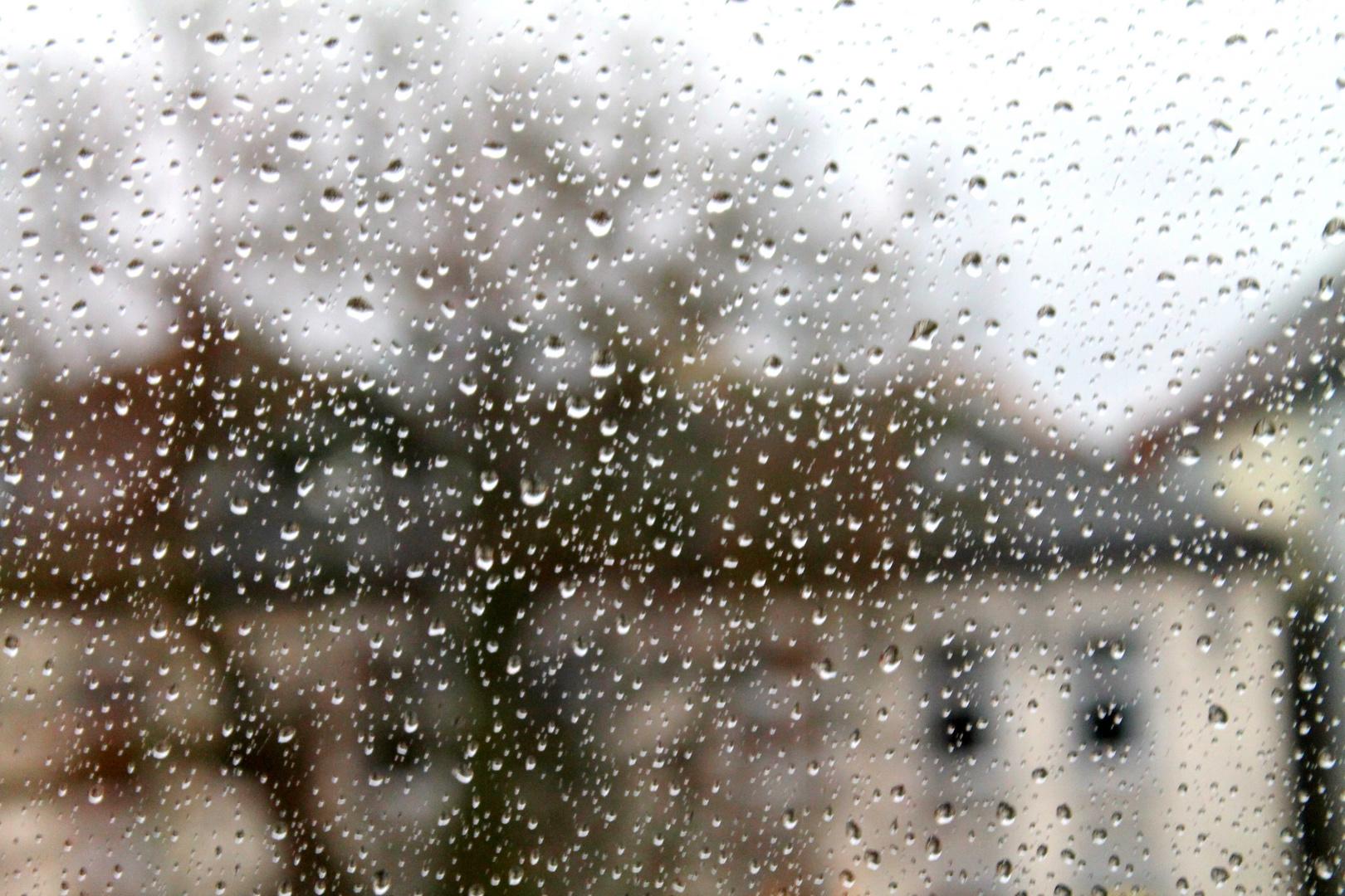 día lluviozo