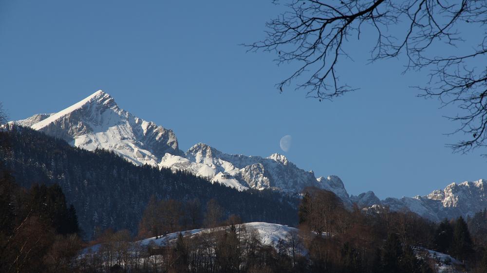 DIA-Show: Winter im Werdenfelserland