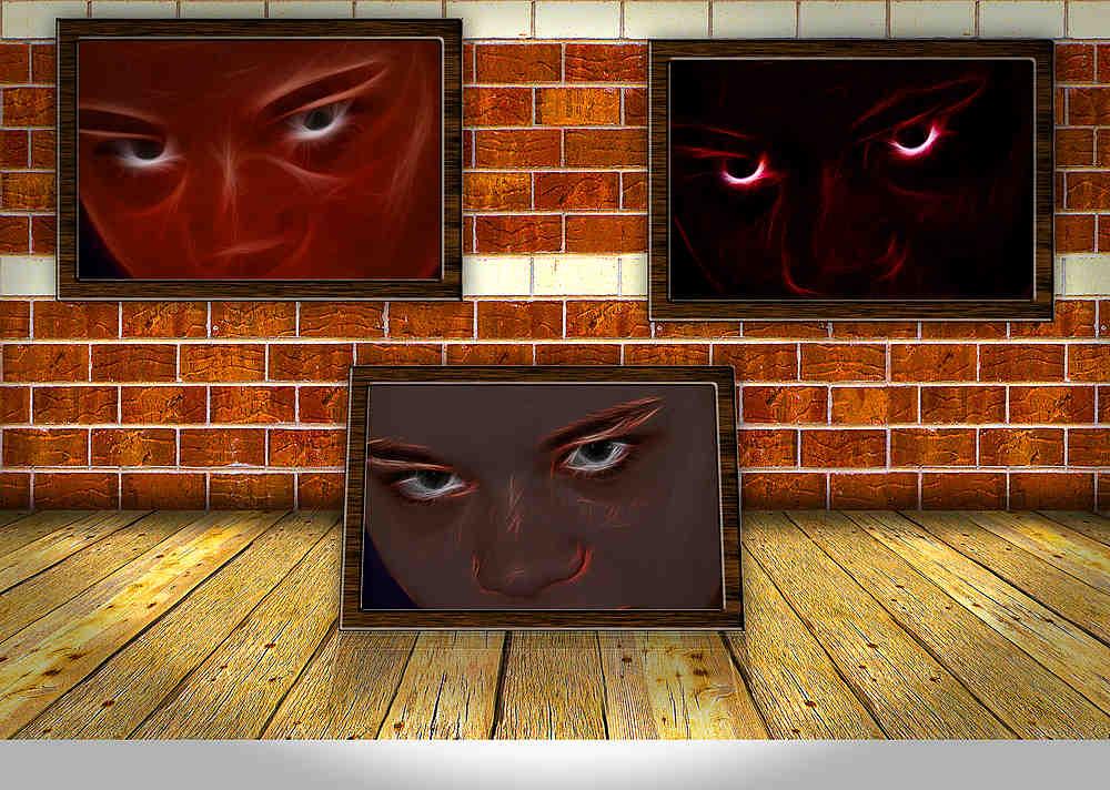 diabolical demon