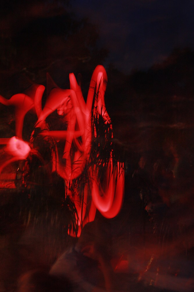 diabolo lumineux