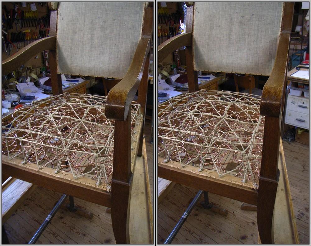 Diagonalschnürung 3D