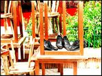 dialogo de zapatos...