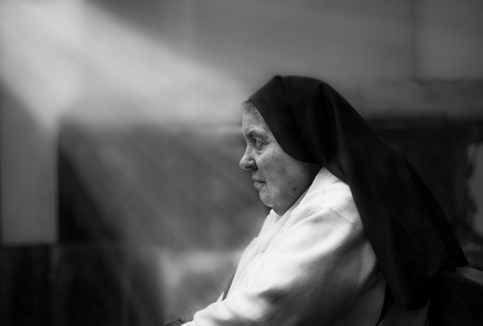 DIALOGUES WITH GOD FOR A NUN