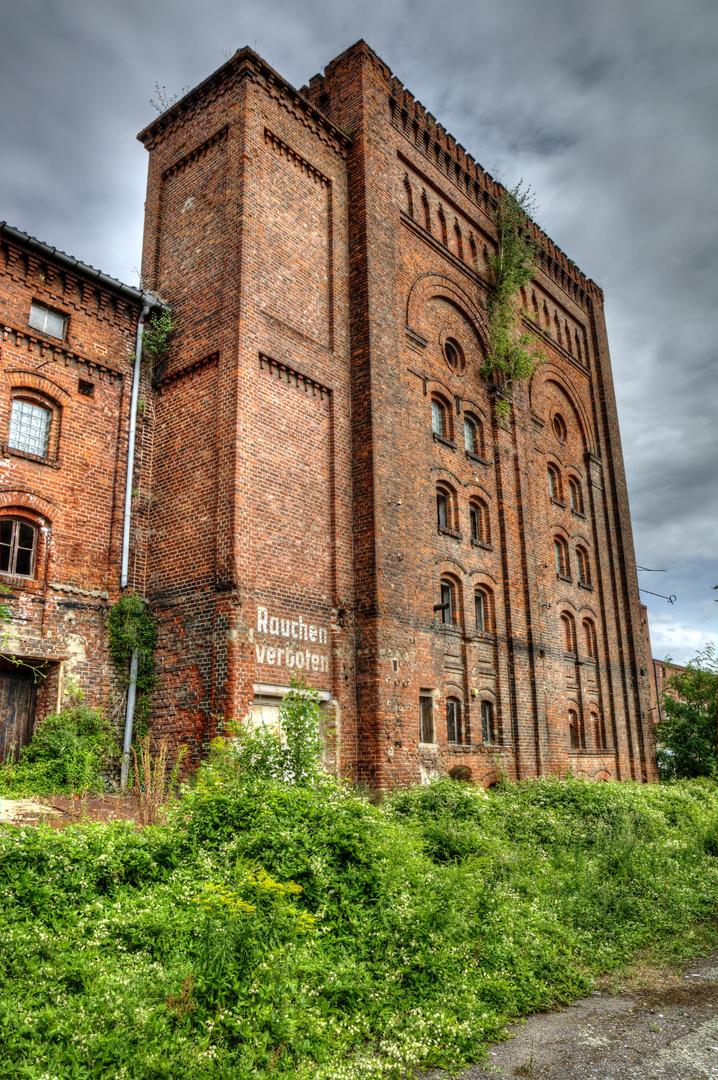 Diamant Brauerei Magdeburg