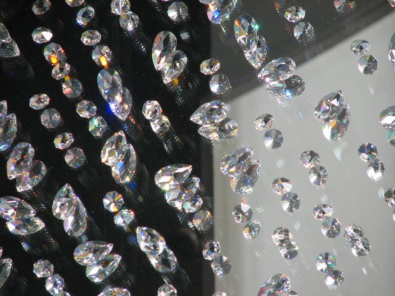 Diamonds are a girl´s best friend