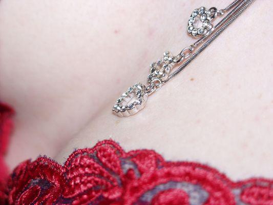 diamonds are a girl's best friend ......