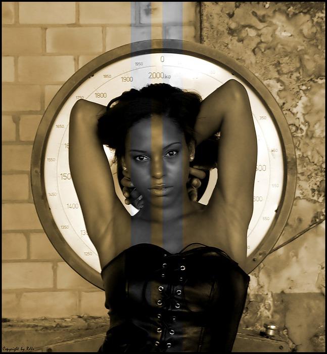Diana ... Black&Gold