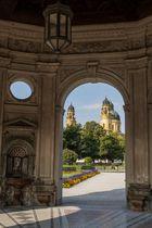 Dianatempel im Hofgarten München