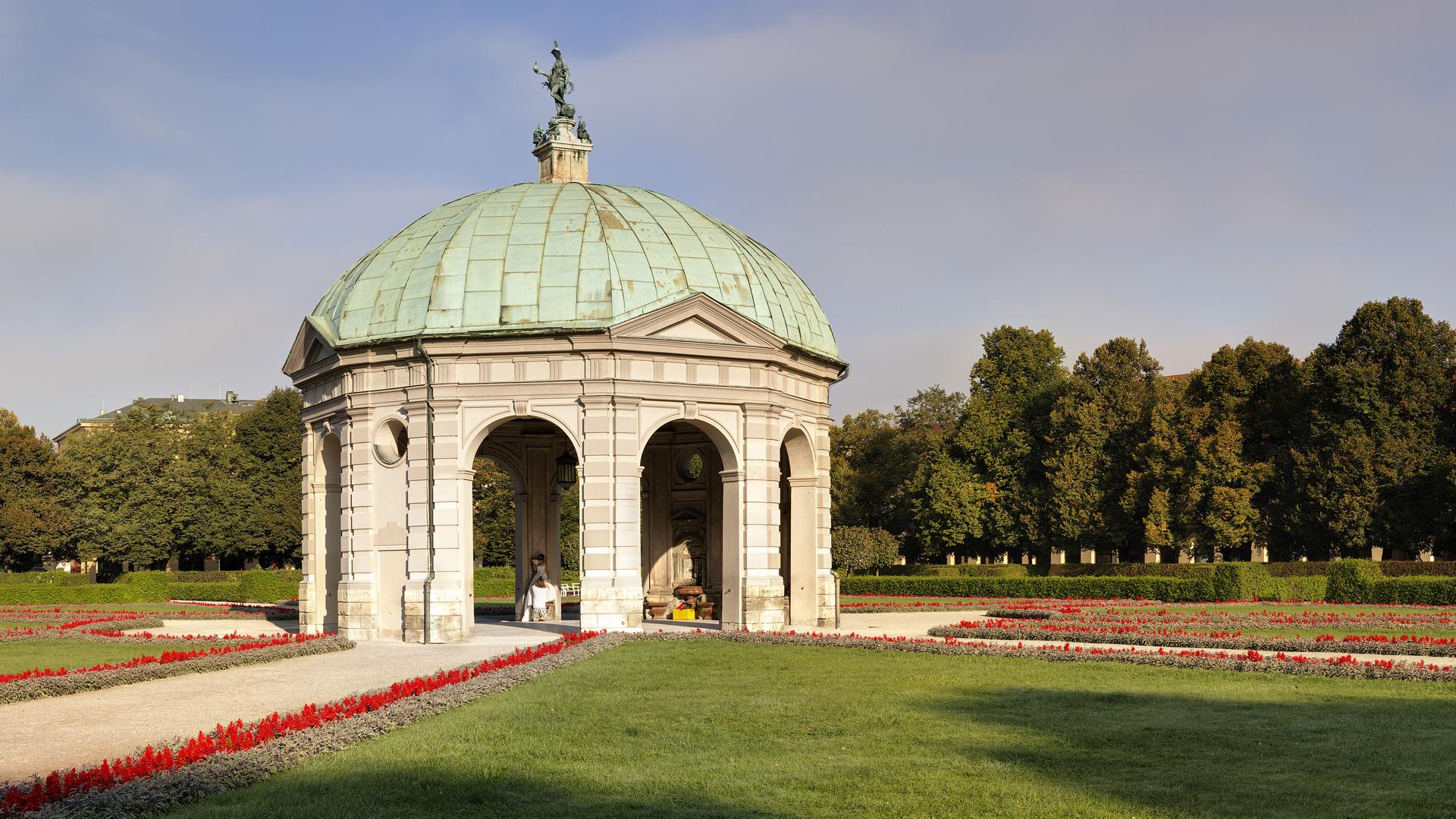 Dianatempel - München