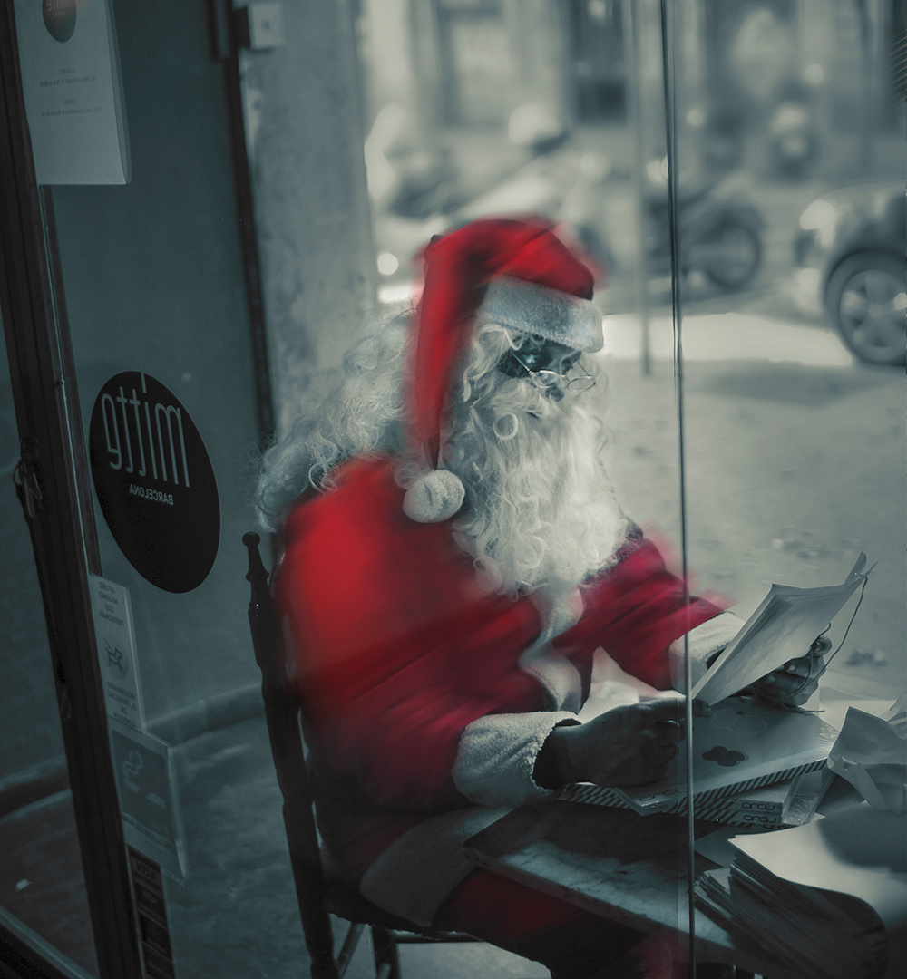 """Diario intimo de Papá Noel"" ll"