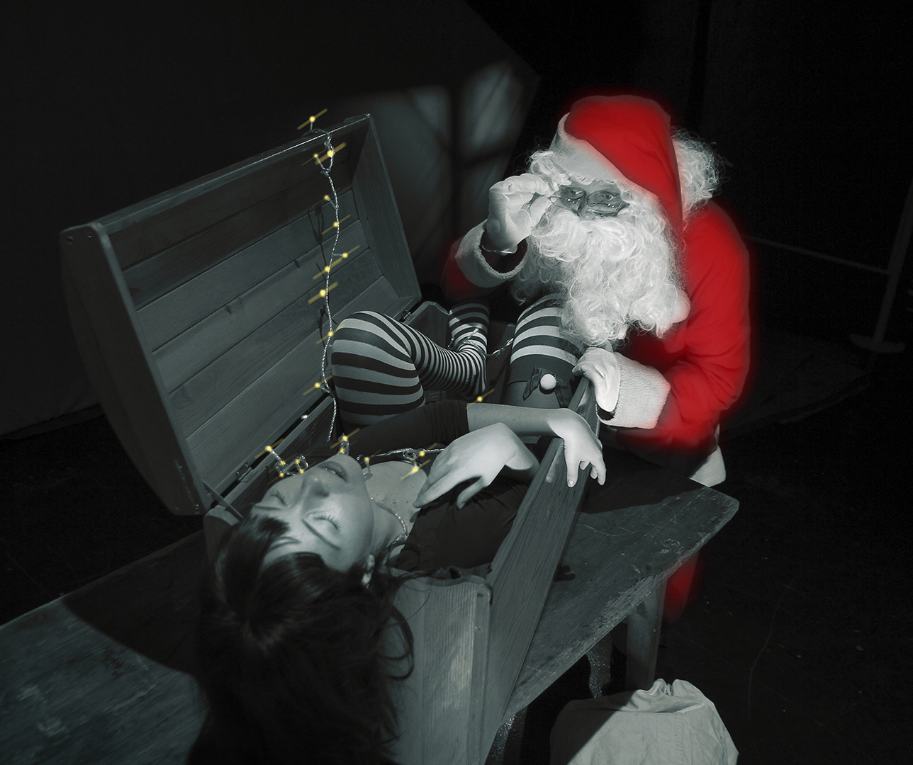 """Diario intimo de Papá Noel"" lll"