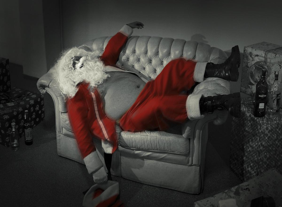 """Diario intimo de Papá Noel"" lX"