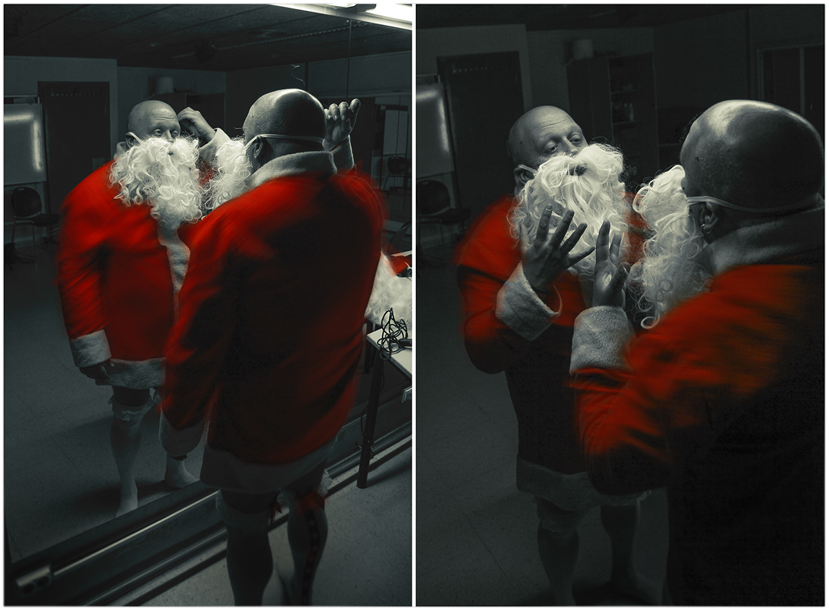 """Diario intimo de Papá Noel"" X"
