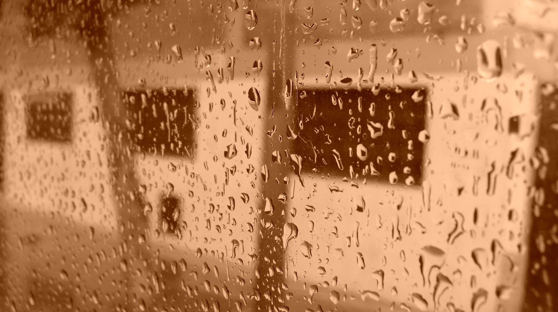 Días de lluvia.